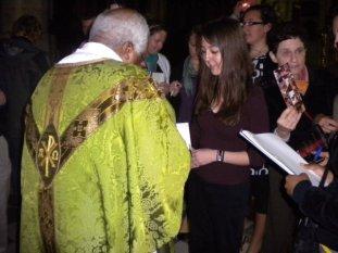 Mass & Breakfast with Desmond Tutu