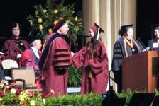 Graduated B.A. Honors