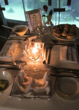 Titanic's last meal