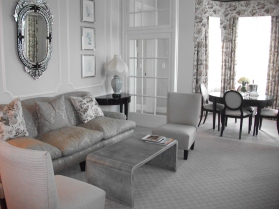 Suite life & high tea at Mount Nelson