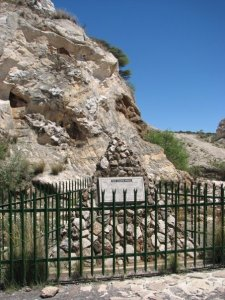 Visited the Taung World Heritage Site (which is also an abandoned mine)