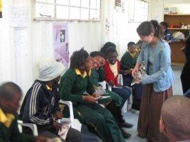 Volunteered at Yabonga, Children & HIV/AIDS